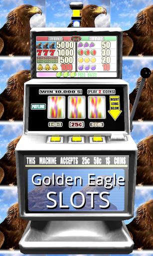3D Golden Eagle Slots - Free