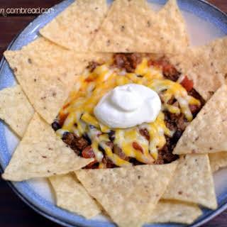 Chili Cheese Nachos.