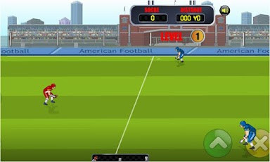 Touch Down Android Sports Games