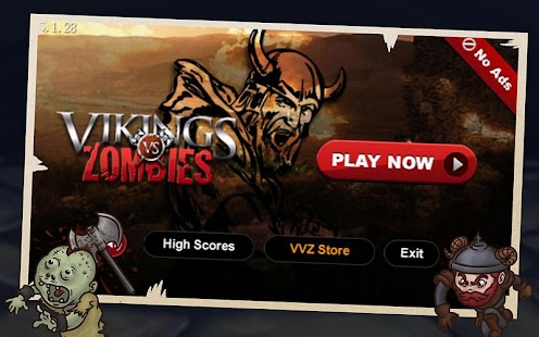 Vikings vs Zombies - screenshot thumbnail