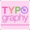 Typo Pink2 atom theme icon