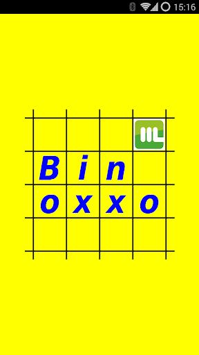 Binoxxo Takuzu