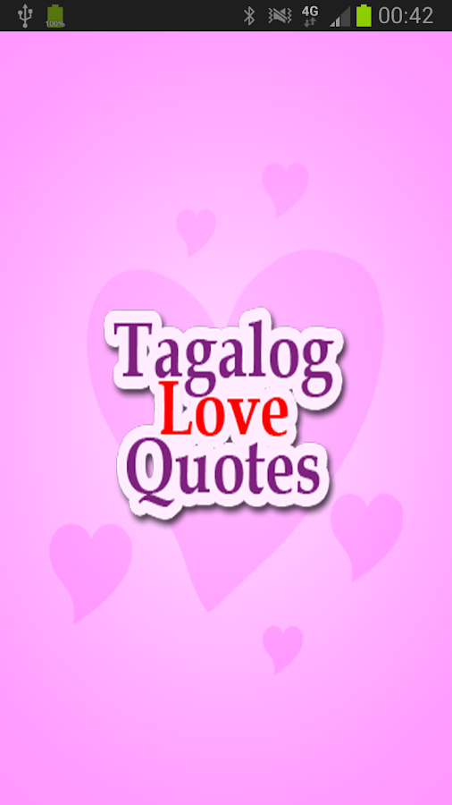 Picture Of Tagalog Love Quotes: Android Apps On Google Play