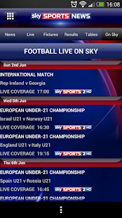 Sky Sports News - screenshot thumbnail