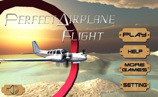 完美的飛機飛行 模擬 App-愛順發玩APP