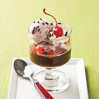 Cherry Ice-Cream Cordials.