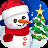 Christmas Snowman Dress & Play