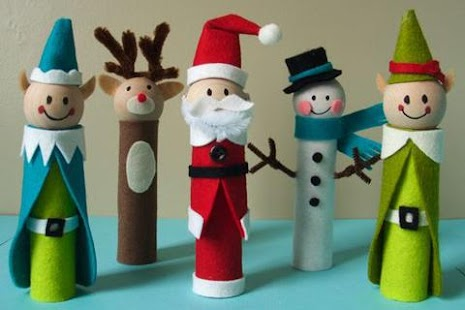 Christmas Craft Ideas- screenshot thumbnail