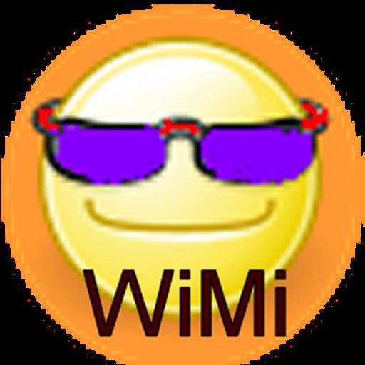 リモートマイクWiMi LOGO-APP點子