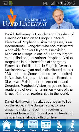 【免費新聞App】David Hathaway-APP點子