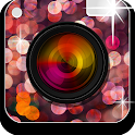 Glitter Frames & Photo Editor icon
