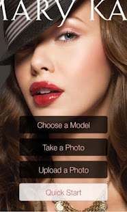 Mary Kay® Virtual Makeover- screenshot thumbnail