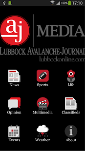 Lubbock Avalanche-Journal - screenshot thumbnail
