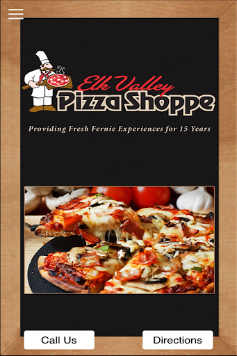 Elk Valley Pizza Shoppe