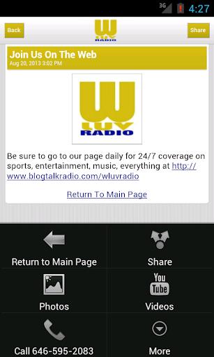 玩音樂App WLUV Radio免費 APP試玩