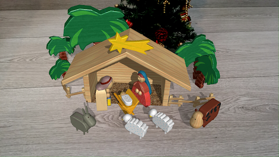 Nativity Scene AR- screenshot thumbnail