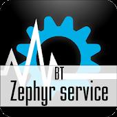SenseView BT Zephyr Sensor
