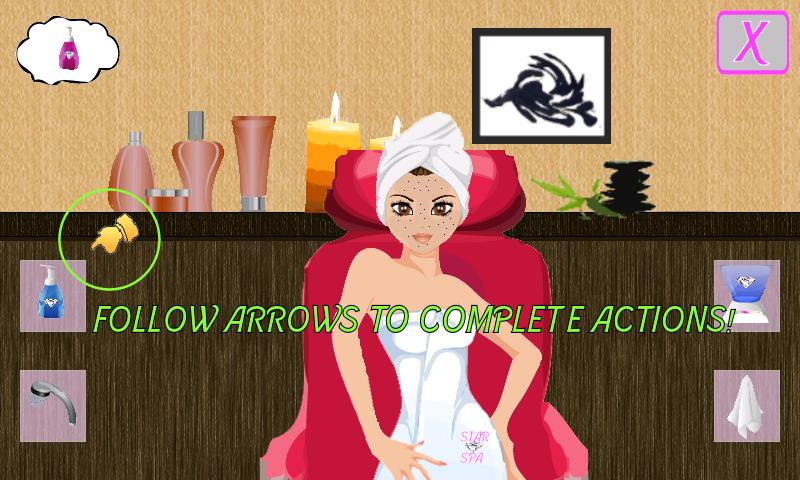 A-List Girl♥Spa & Beauty Salon - screenshot