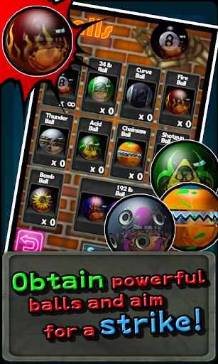 【免費體育競技App】Bowling Zombie !-APP點子