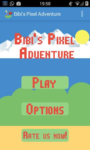Bibi's Pixel Adventure