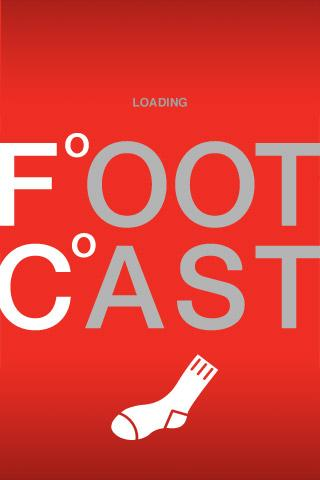 FootCast - screenshot