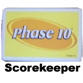 Phase 10 ScoreKeeper No Ads