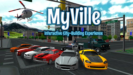 MyVille - Kids City Builder