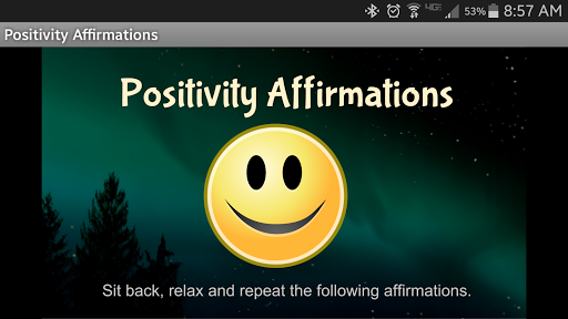 Positivity Affirmations