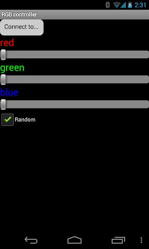 RGB BT Controller