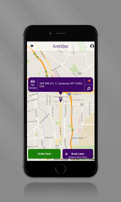 Liveridez - screenshot