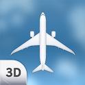 Plane Finder 3D icon