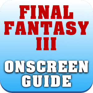 Final Fantasy III Guide LOGO-APP點子