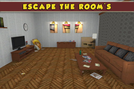 Can you escape 3D 3.2.1 screenshots 1
