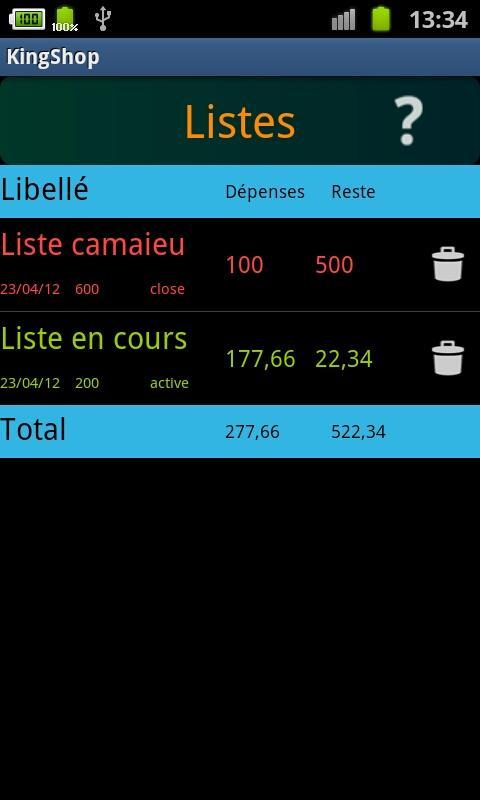 Size converter- screenshot