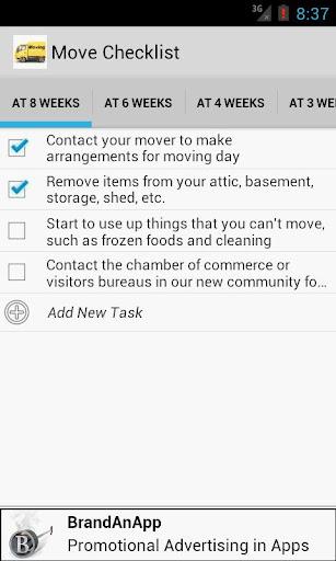 Move Checklist