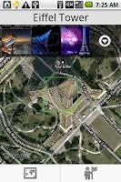 Screenshot of EarthAlbum