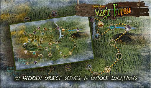 Hidden Magic Forest