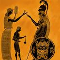 Легенды и мифы Древней Грецииf logo