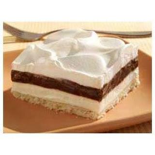 Four-Layer Dessert.