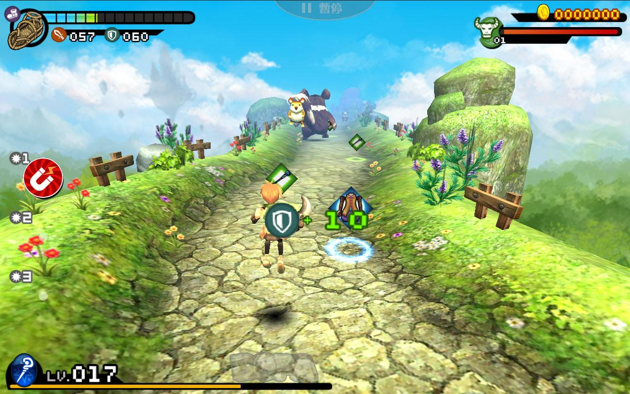 JumpRun - screenshot