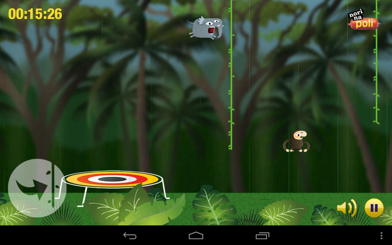 Poli: Mad Jungle - screenshot