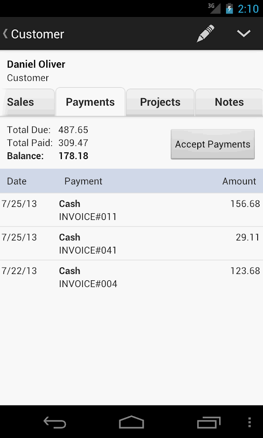 MobileBiz Pro - Invoice App - Android Apps on Google Play