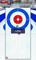 Screenshot of Curling3D lite