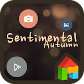SENTIMENTAL AUTUMN DODOL THEME