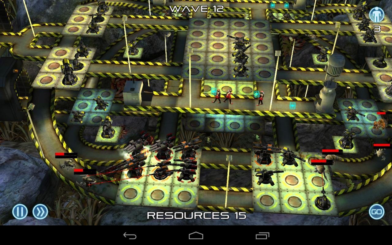 Tower Raiders 3 FREE - screenshot