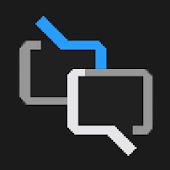EvolveSMS Lines Reverse iOS