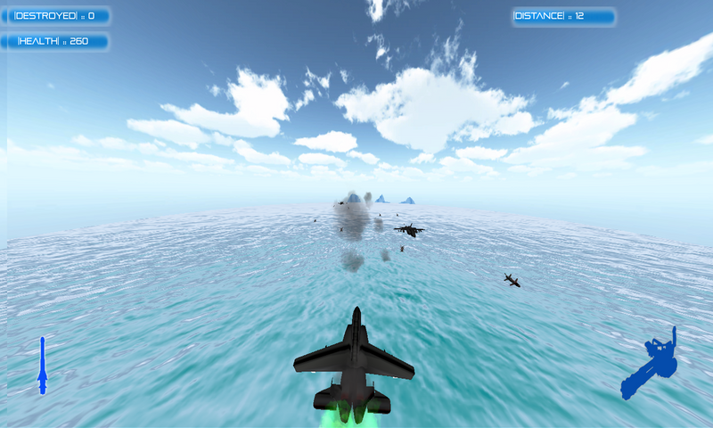 Air Destroyer - screenshot
