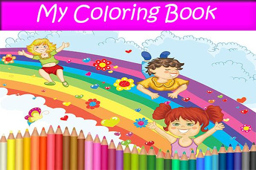My Coloring Book - Free