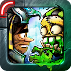 Humans Vs Zombies Spartan icon