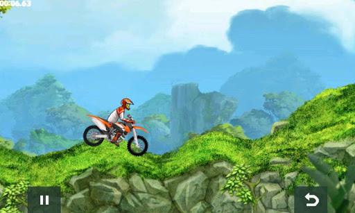 終極越野摩托車